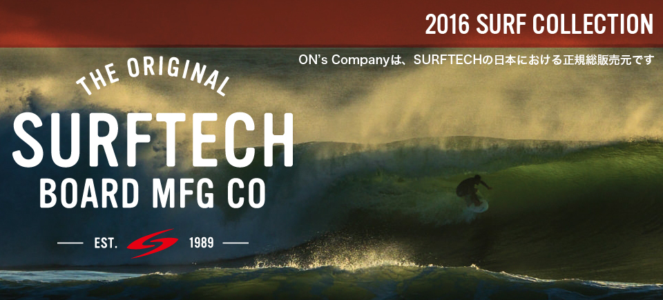 SURFTECH SURFBOARD